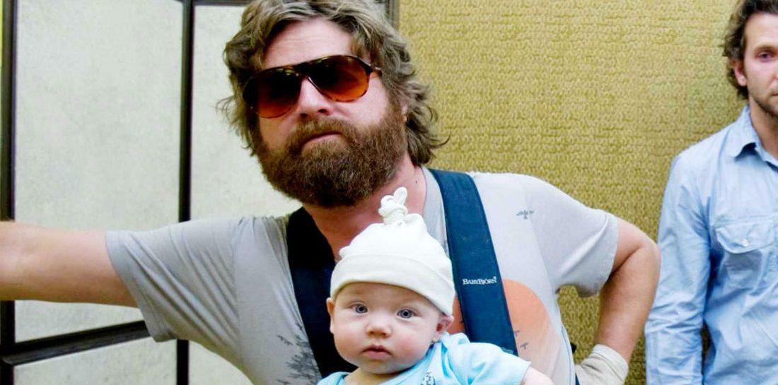 Mannen komen gemiddeld 8,5 kilo aan in het eerste jaar vaderschap
