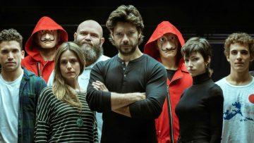 Netflix komt binnenkort met La Casa de Papel documentaire