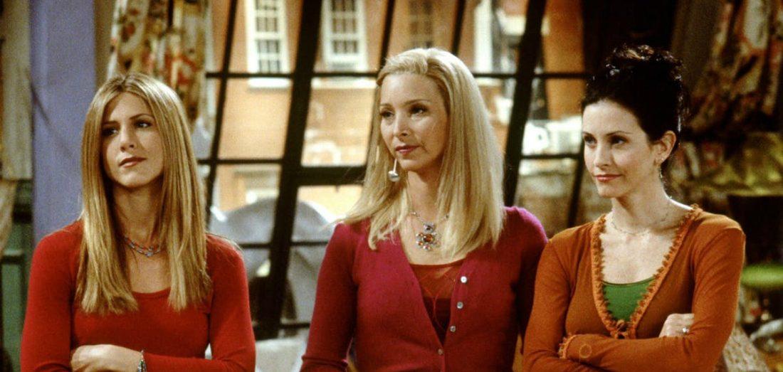 Zo zien de Monica, Rachel en Phoebe uit de top serie Friends er nu uit