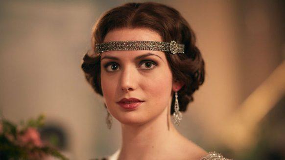Deze Nederlandse actrice speelt Tatiana Petrovna in Peaky Blinders