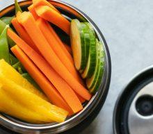 Lekkere snackgroenten (en dips) die je helpen afvallen