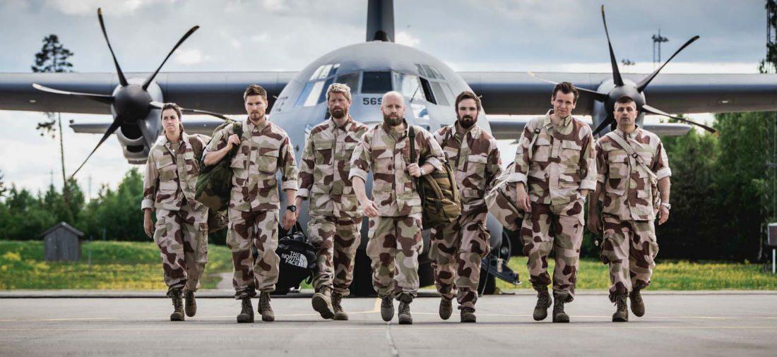 Nobel op Netflix: deze Noorse oorlogsserie laat veel meer zien dan alleen strijd