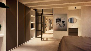 Deze design woning in Amsterdam is de droom van iedere gentleman