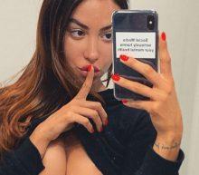 De Instagram van Valentina Fradegrada staat vol met uitdagende foto's