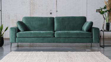 Dit Nederlandse bedrijf maakt stijlvolle velvet banken en stoelen