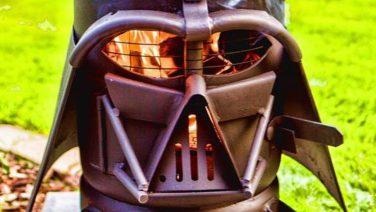 Deze Darth Vader grill is de ultieme mannengadget