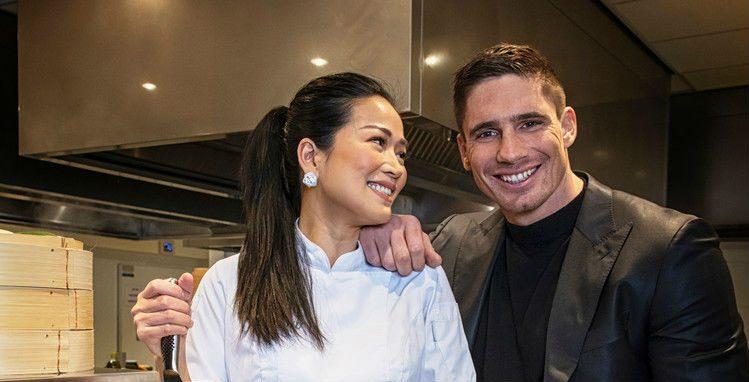 Rico Verhoeven opent samen met Eveline Wu een eigen restaurant in Eindhoven