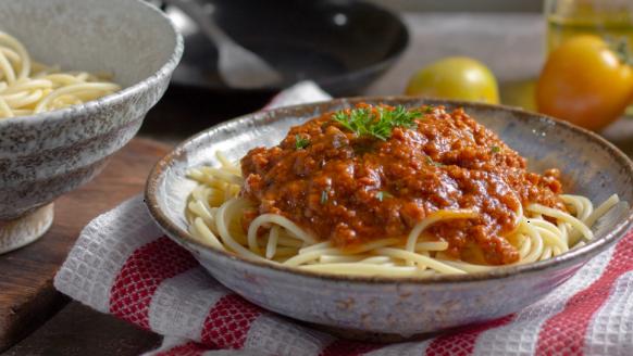 Dit is hét pasta gerecht als jij wil afvallen