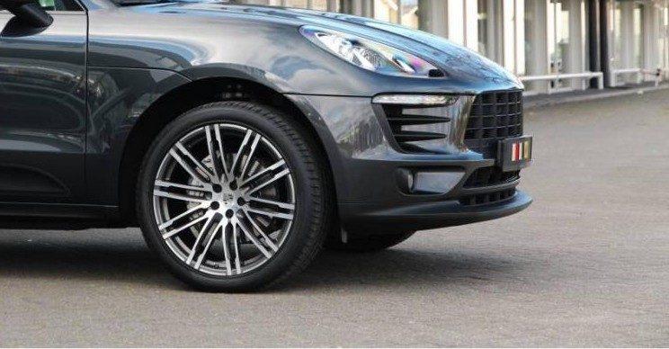 Leontine Borsato zet Porsche Macan te koop voor een aardig prijsje