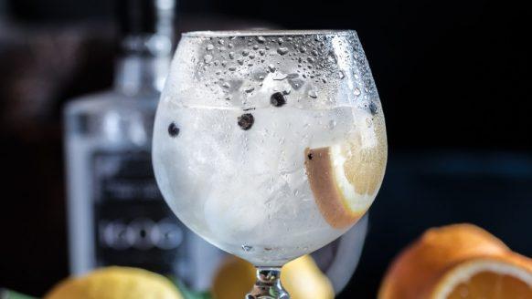 Zo kan je zelf thuis gin maken uit twee flessen wodka