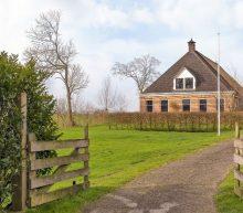 Nu te koop op Funda: luxe woonboerderij met een reusachtig uitzicht