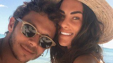 Francesca Sofia Novello is de 16 jaar jongere vriendin van Valentino Rossi