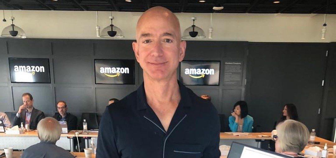 Vermogen van Amazon-topman Jeff Bezos is enorm gestegen door coronavirus