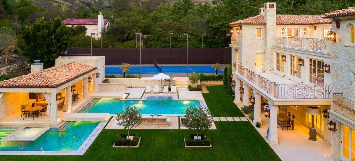 Binnenkijken: dit is de nieuwe luxe villa van Harry en Meghan Markle