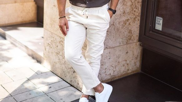 Cropped broeken: de ultieme lange broek voor de lente en zomer