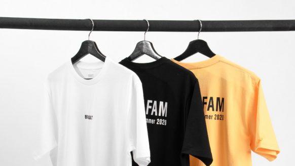 Bruut komt met een toffe collectie T-shirts voor de zomer