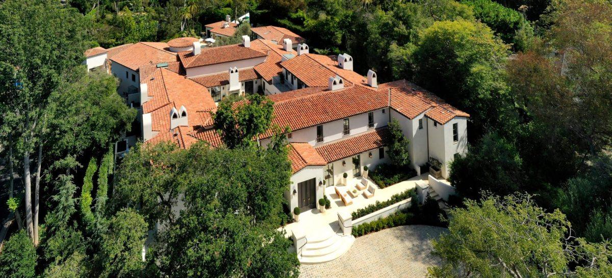 Uber-oprichter Travis Kalanick tikt $43 miljoen af voor deze enorm luxe villa