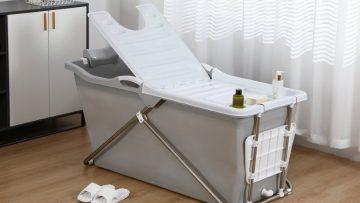 Bol.com verkoopt nu een geniaal inklapbaar bad voor volwassenen
