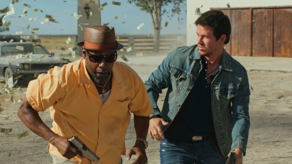 Netflix film tip: Denzel Washington en Mark Wahlberg vlammen in deze actiefilm