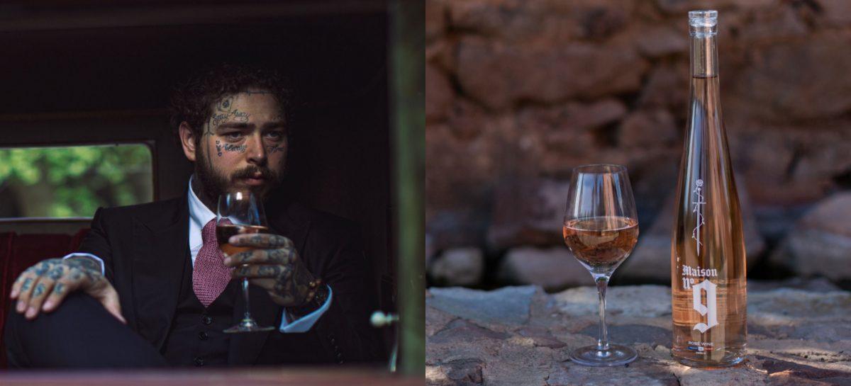 Post Malone lanceert mega classy wijnmerk