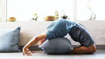 9 redenen waarom elke man yoga zou moeten beoefenen