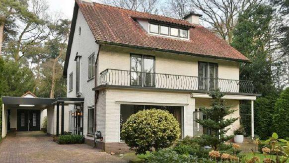TV kok Rudolph van Veen zet prachtige villa te koop en vraagt aanzienlijk lager bedrag