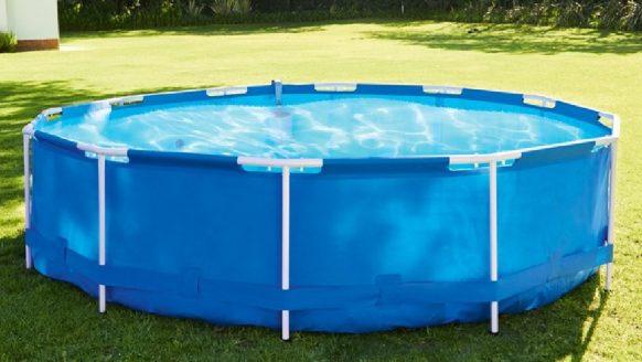 Nu te koop bij de Lidl: groot zwembad voor een prikkie