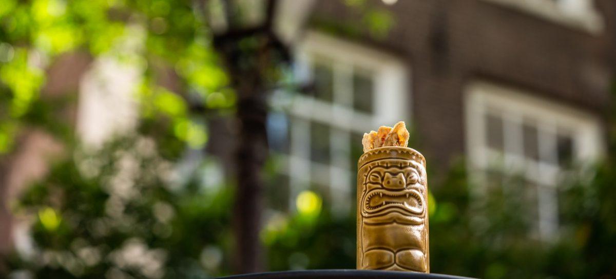 Nu geopend: Hawaiiaanse bar middenin het centrum van Amsterdam