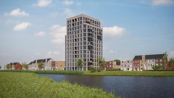 Nu te koop op Funda: het stijlvolste 'Manhattan' penthouse van Tilburg