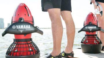 Lidl verkoopt tofste gadget tot nu toe: YAMAHA Seascooter