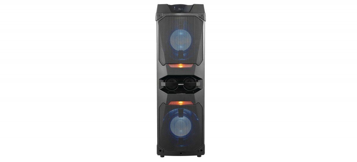Nu te koop bij de Aldi: met deze mega speaker bouw jij je eigen feestje