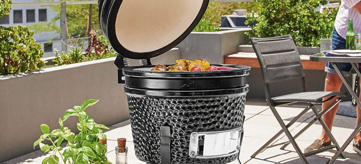 Deze grill-egg barbecue scoor je bij Aldi voor een vriendenprijs