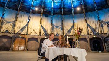 Bijna open: het grootste 1,5-meter sterrenrestaurant van Nederland