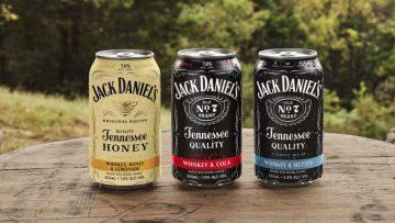 Jack Daniel's verfrist jouw zomer met 3 cocktails in blik