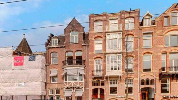 Zien: het luxe Amsterdamse appartement van Gordon