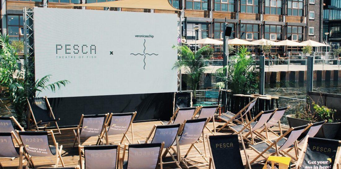 Er komt een openluchtbioscoop in Amsterdam bovenop een schip
