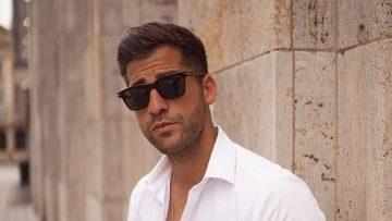 De 4 tofste soorten zonnebrillen voor heren
