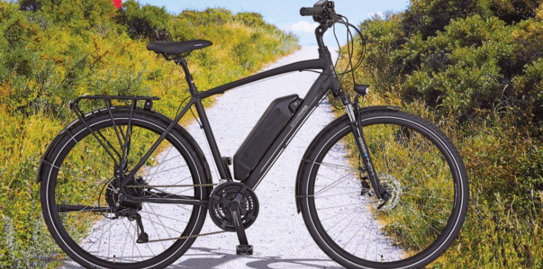 Aldi verkoopt goedkope unisex e-bike met hoge actieradius