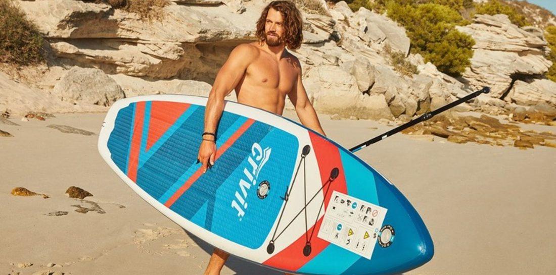 Nu te koop bij de Lidl: complete Paddle Board set voor de zomer