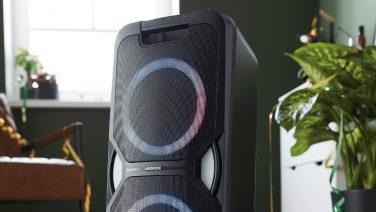 Nu te koop bij de Aldi: mega speaker met alles erop en eraan
