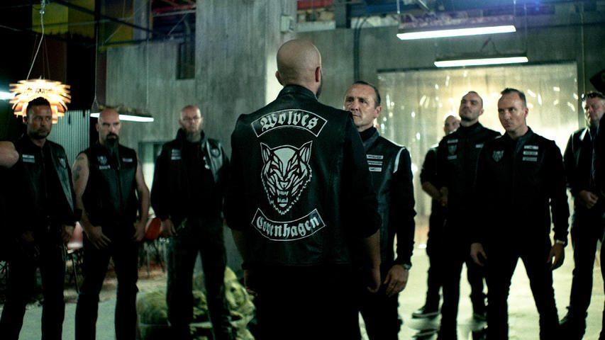 Deze Scandinavische gangsterserie duikt in het leven van meedogenloze motorbendes
