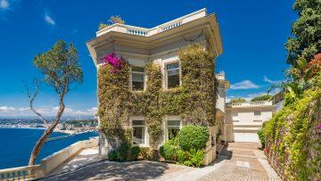 Deze 'James Bond-villa' staat nu te koop voor een bizarre €30 miljoen