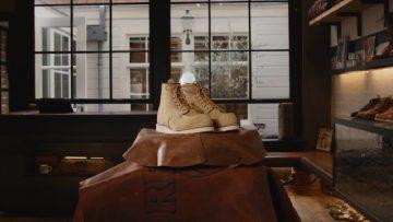 Red Wing Shoes lanceert een limited edition AMSTERDAM boot ter ere van hun tienjarig bestaan