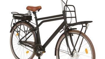 Lidl deal: stijlvolle matzwarte e-bike te koop voor een spotprijs