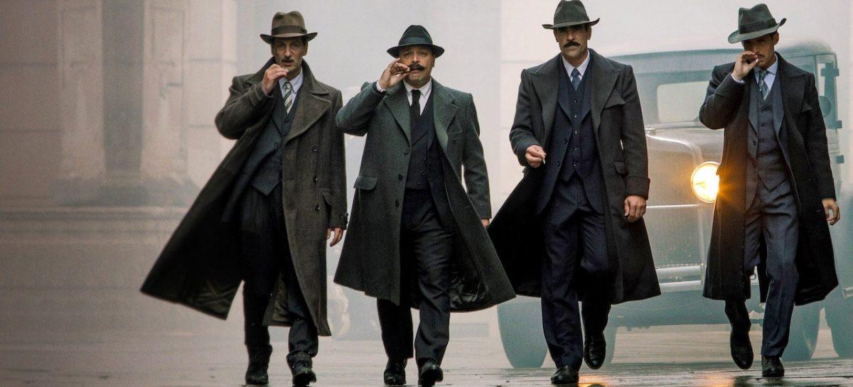 La Casa de Papel acteurs schitteren in deze Spaanse gangsterfilm op Netflix