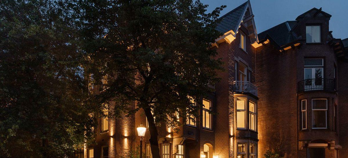 Eén van de mooiste Amsterdamse stadsvilla's staat nu te koop voor €7 miljoen