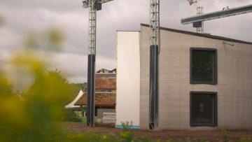 Vlaams bedrijf bouwt het eerste 3D-geprinte huis van Europa
