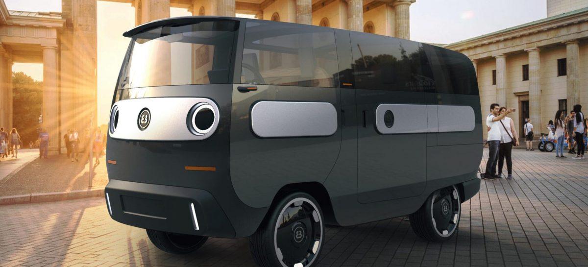 Deze elektrische camper is een real-life Transformer