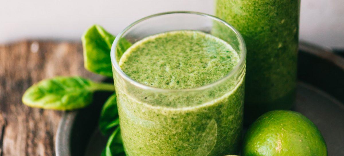 groene smoothie afvallen