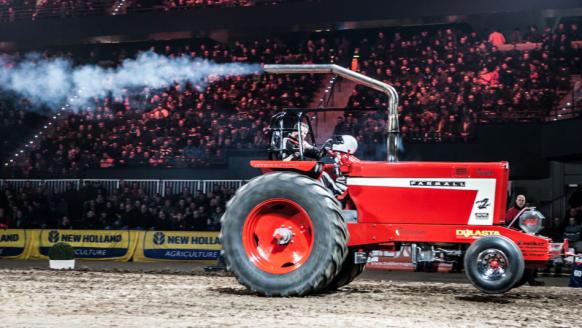 Trekker Trek: Het grootste traktor pull event in Europa